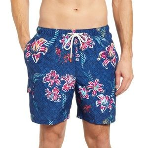 Tommy Bahama Men's Naples Tahitian Etch Swim Trunk